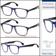 Rama BOSS ORANGE BO 0036 autentic - Rama ochelari Hugo Boss