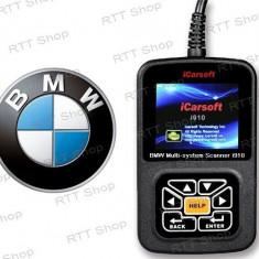 ICarsoft i910 Scanner Profesional BMW Multisistem - Scanner diagnoza auto