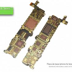 Placa de baza iPhone 5s GSM 16/32/64 GB - NU DECODEAZA ICLOUD! fara piese pe ea!