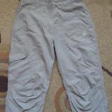 Pantaloni Mammut 3/4, Culoare: Gri, Marime: 36