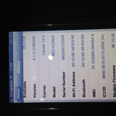 Vand iPhone 3Gs Apple, Negru, 32GB, Neblocat