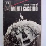 Monte Cassino - Sven Hassel / R3P5S - Carte de aventura