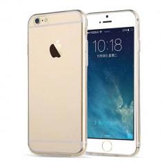 Husa iPhone 6 Plus 6S Plus Transparenta - Husa Telefon Apple, Plastic, Fara snur, Carcasa