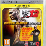 PS3 Playstation 3 joc consola WRESTLEMANIA EDITION Platinum W12