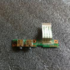 Placa de sunet laptop - Modul placa sunet audio Compaq Presario CQ60 G60 CQ50 SERIA 404CA