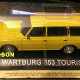 Macheta metal DeAgostini Wartburg 353 Tourist  noua+revista Masini de Legenda 41