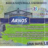 Bancnota 100 lei (specimen)