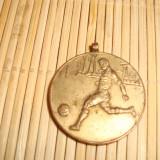 Medalie fotbal - Vointa Arad 1930 - Medalii Romania