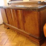 Bufet lemn - Mobilier, Comode si bufete, Art Deco, 1900 - 1949