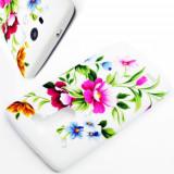 Husa silicon pentru LG Optimus G3 + folie protectie cadou