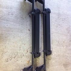 Bari transversale suport schiuri Mont Blanc Audi A6 bari longitudinale