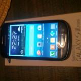 Samsung Galaxy S3 Mini - Telefon mobil Samsung Galaxy S3 Mini, Negru, 8GB, Neblocat