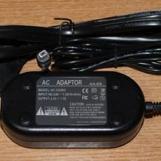 Camera Video Aiptek - Adaptor AA- E9 pt. videocamera Samsung - nou