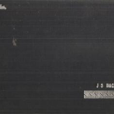 (C5416) J.S. BACH. NOTENBUCHLEIN FUR ANNA MAGDALENA BACH, partituri muzicale, TEXT IN LIMBA GERMANA, EDITION PETERS-LEIPZIG - Carte Arta muzicala