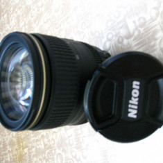 Obiectiv Nikon AF-S NIKKOR 24-120 mm 1:4 G ED - Obiectiv DSLR Nikon, All around, Autofocus, Nikon FX/DX, Stabilizare de imagine