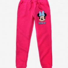 Pantalon trening 2-8 ani WS98306 roz - Minnie, Marime: Alta