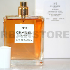 Parfum Tester Chanel No.5 + Livrare Gratuita! - Parfum femeie, Apa de parfum, 100 ml, Floral oriental