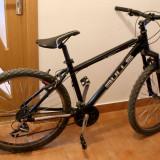 "Mountain Bike, 16 inch, 26 inch, Numar viteze: 21, Aluminiu, Negru - Bicicletă MTB Bulls Sharptail 16"""