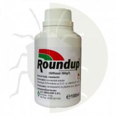 Erbicid total - Erbicid Roundup - Ghiveci