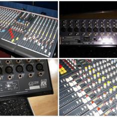 Mixer Allen&Heath - 24 de canale + stabilizator de tensiune - Mixer audio allen&heath