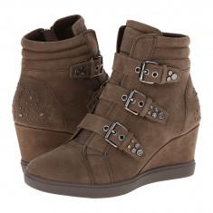 Boots femei Geox W Eleni 6   100% originals   Livrare cca 10 zile lucratoare   Aducem pe comanda orice produs din SUA - Cizme dama