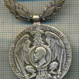 Medalii Romania - ATAM2001 MEDALIE 103 - IN AMINTIREA INALTATORULUI AVANT 1913 -DIN CARPATI PESTE DUNARE LA BALCANI -starea care se vede