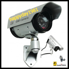 KIT 4 CAMERE CAMERA FALSA FALSE DUMMY-IR STICKERE, Dome