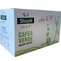 Cafea Verde Shazili Slim&Fit, Macinata