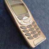 Telefon Nokia 6310, Auriu, Nu se aplica, Neblocat, Fara procesor, Nu se aplica