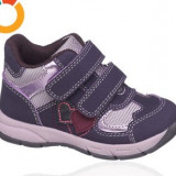 Noi! Ghetute cu scai mov,  marca Bobbi Shoes, fetite marimea 22