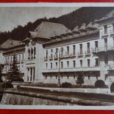 CP anii 50 - Slanic-Moldova - Pavilionul Bailor