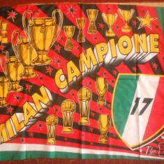 Steaguri AC Milan, Juventus - Steag fotbal, De club