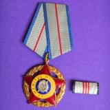 Medalie MERITUL MILITAR - Medalii Romania