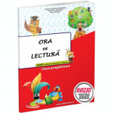 Manual scolar Altele, Romana - Ora de lectura - Clasa Pregatitoare EDITURA JOY AVIZAT MEC