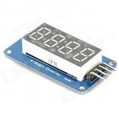 Bec / LED - Afisaj LED 4 digiti Arduino / PIC / AVR / ARM / STM32