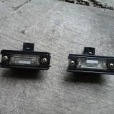 Vand lampi numar VW Golf 4, Volkswagen, GOLF IV (1J1) - [1997 - 2005]