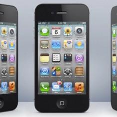 iPhone 4s Apple - 16GB - Black (Neverlocked) + Husa LifeProof cadou., Negru, Neblocat