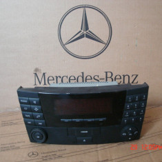 Mercedes E Class W211, Casetofon - Rama adaptoare