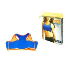 Echipament Fitness, Tricou - Bustiera fitness din neopren YC 6054