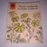 MARIA ALEXANDRIU - PLANTE MEDICINALE IN TERAPIA MODERNA ~ Caleidoscop nr.106 ~ - Carte tratamente naturiste