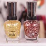 Lac de unghii SALLY HANSEN Complete Salon Manicure (sclipiri de diamant) - Oja