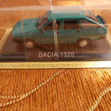 DACIA 1320, SIGILATA, 1/43 - Macheta auto