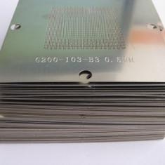 SITA DEDICATA 90x90 BGA REBALLING   STENCIL STEEL 90*90 BGA REBALLING   VIA C7-M 0.6 MM