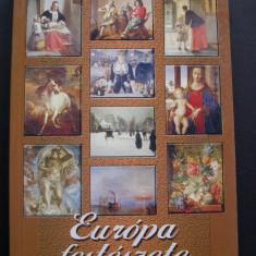 Pictura europeana - Biro Jozsef (limba maghiara) 209 pagini - Carte Istoria artei