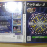 Who wants to be a millionaire - Party edition - JOC PS2 Playstation - GameLand