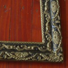 Rama veche din lemn pentru tablouri oglinda sau alte lucruri frumoase !!! - Rama Tablou, Decupaj: Dreptunghiular