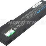 Baterie laptop noua HP 2710 11.1V 3600mAh Black 6 celule, 4 celule