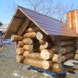 Cusca de caini construita rustic