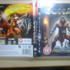 Conan - Joc PS3 - Playstation 3 ( GameLand ) - Jocuri PS3, Actiune, 18+, Single player
