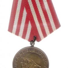 Ordin - Medalia Eliberarea de sub jugul fascist, RPR